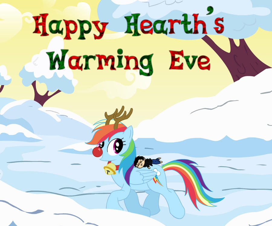 Hearth's Warming Eve 2012 by Sayer09
