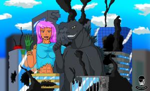Godzilla's Biggest Fan