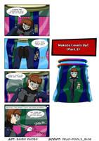[Commission] - Makoto Levels Up! (Part 2)