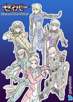 Commission - Kamen Rider Sabers