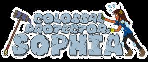 Logo - Colossal Protector, Sophia