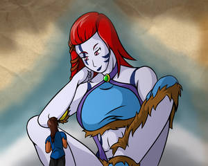 Colossal Protector, Sophia | Chap. 04 - Image 2