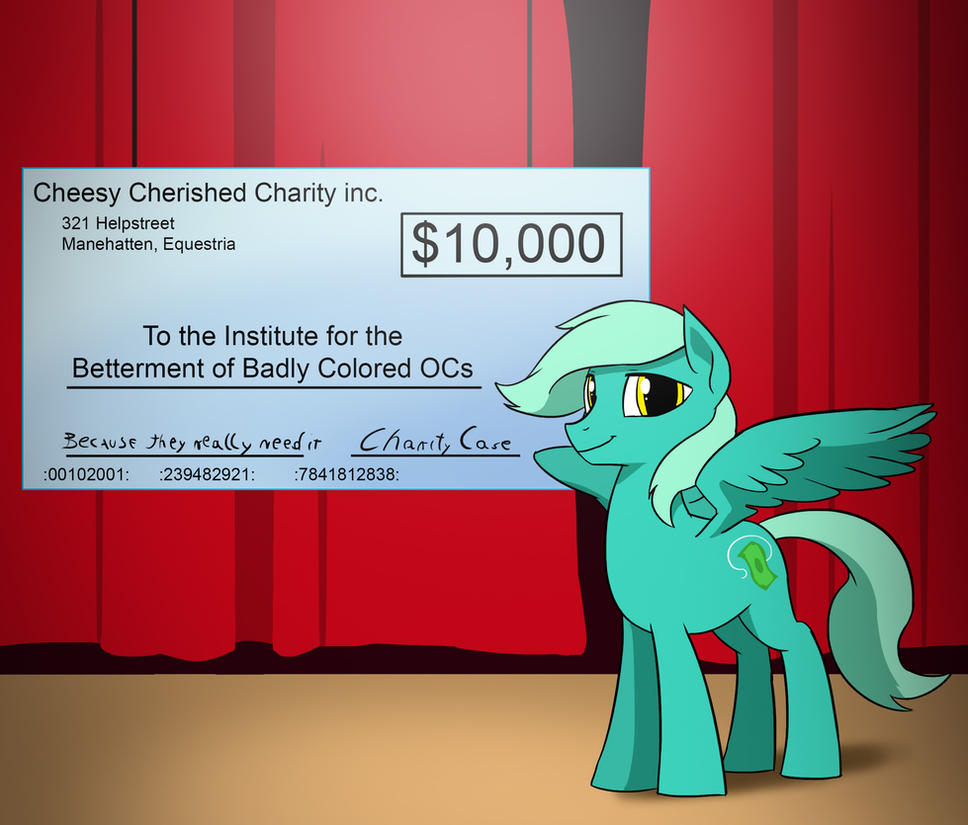 Pay the Check by kallenin