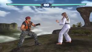 Hitomi VS. Bayman
