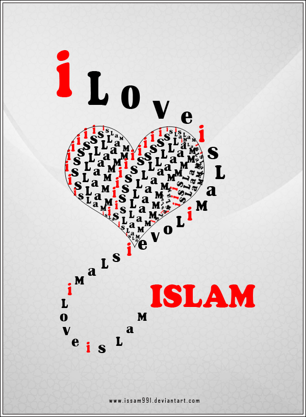 I Love Islam by issam991