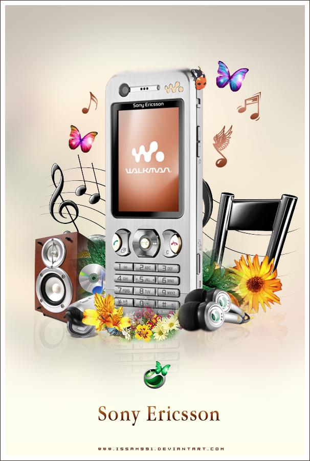 Sony Ericsson W880i by issam991