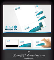 Corporate-identity by issam991