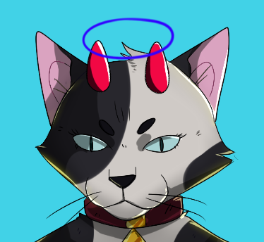 Toyhou.se icon by Trash--Cat