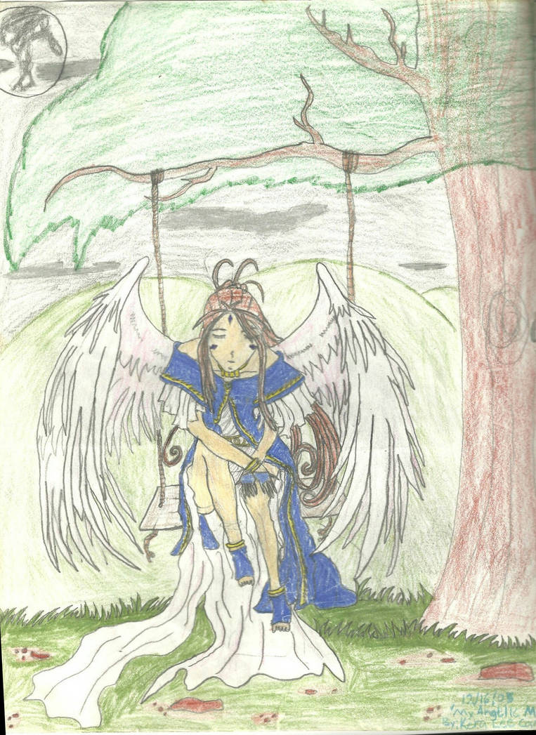 My Angelic Mother by Forbidden-Hanyou