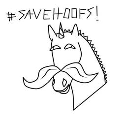 Save Hoofs!