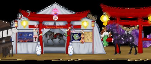 HARPG Expo Tenjigoku Booth + RAFFLE!