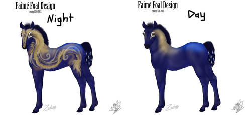 Faime Foal Design #1773