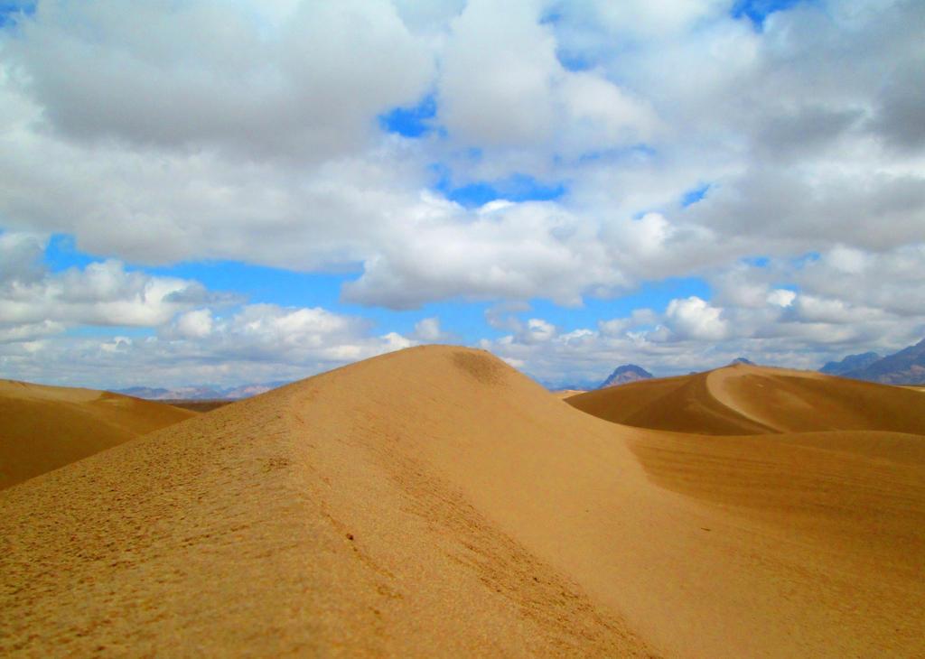 Desert by zohreh1991