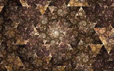 Broken Sierpinski by eralex61