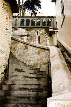 Alcatraz Stairs