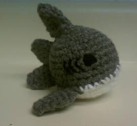 Shark Amigurumi