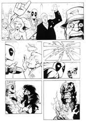 Deadpool 2 by ShannonEricDenton