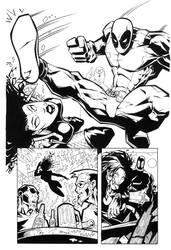 Deadpool 3 by ShannonEricDenton