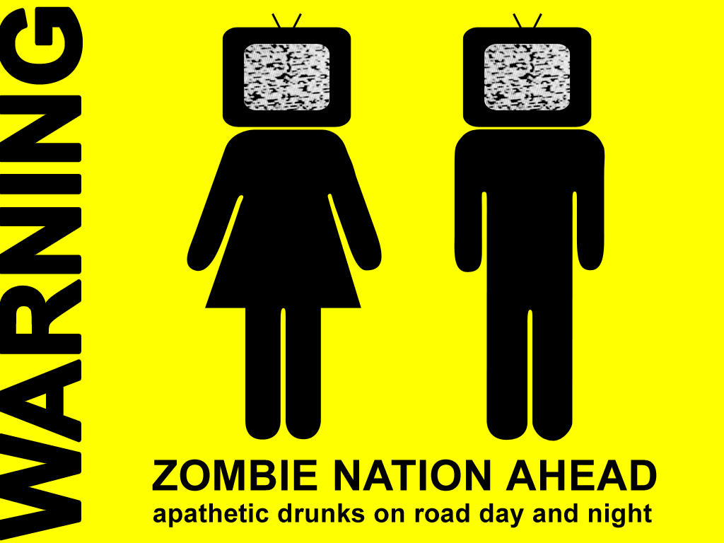 Zombie Nation by x-vegan-x