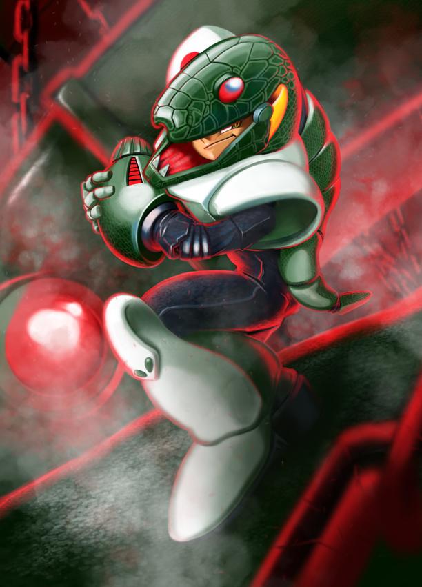 Snakeman III by Bug-Productions