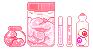Organs In Jars Pixel By Grandnany-da2tfth by torrikkukuma