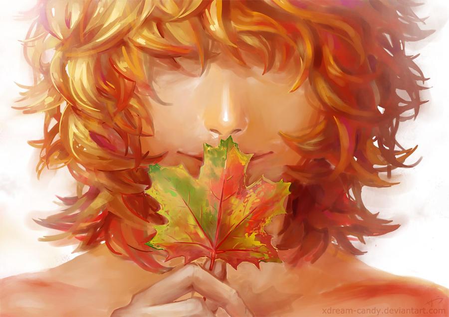 Autumn Secret by xDream-Candy
