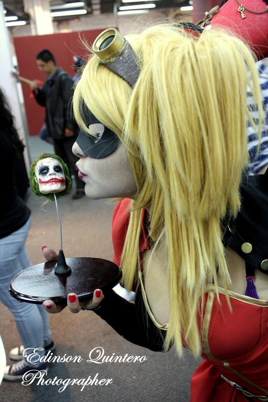 Harley Quinn Steampunk by Erikakyonlee666
