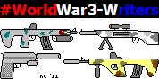 WorldWar3-Writers Group Icon by KidChimera00