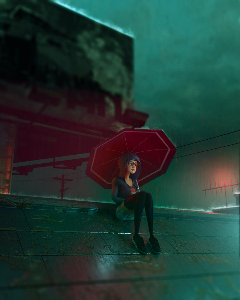 Rain by TheFishCakes