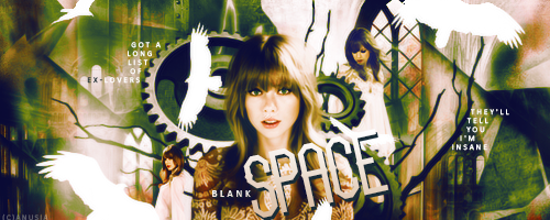 Blank Space by Anusia93