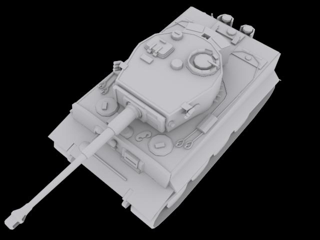 Tigertank by HexanV