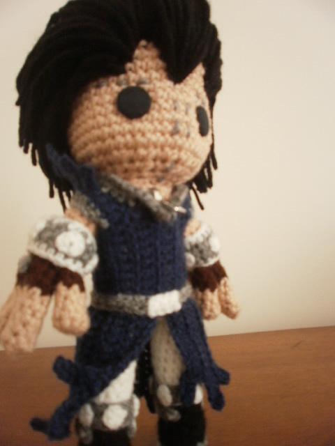 Dragon Age Amigurumi : Sack boy on Pinterest Sacks, Amigurumi and Crochet 101