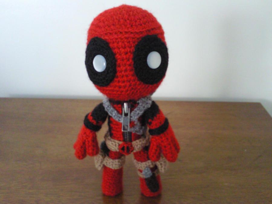 Deadpool Sackboy By Sackboyncostume On Deviantart