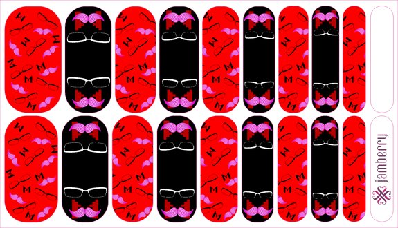 Markiplier Jamberry Nail Wraps By Yukimi Jisei92 On Deviantart