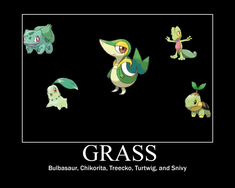 Grass And Psychic Type Pokemon Names Images | Pokemon Images