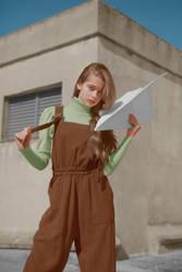 paper plane by steve--rogers