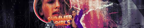 summer girls by steve--rogers