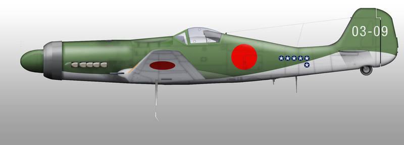 Ta-152H Japan
