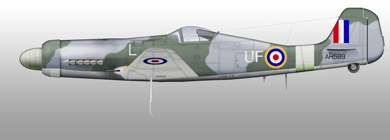 Ta-152H UK