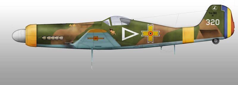 Ta-152H Romania