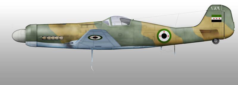 Ta-152H Syria