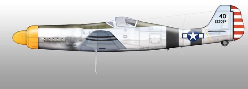 Ta-152H USAF
