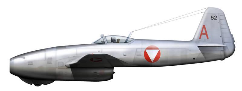 Yak-17 Austria
