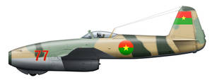 Yak-17 Burkina Faso