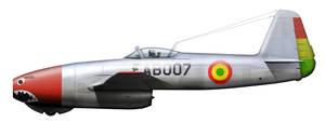 Yak-17 Bolivia