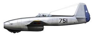 Yak-17 Chile