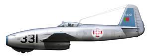 Yak-17 Portugal