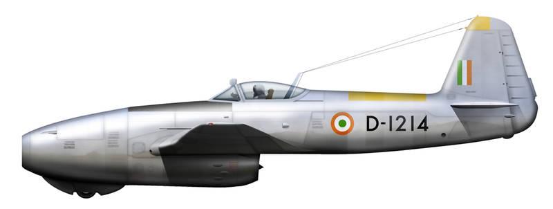 Yak-17 India