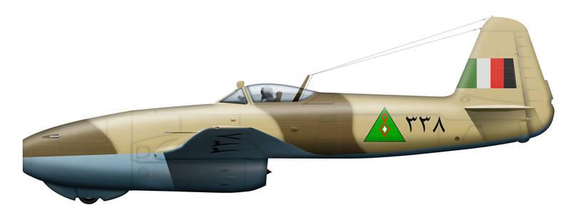 Yak-17 Iraq