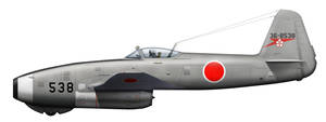 Yak-17 Japan